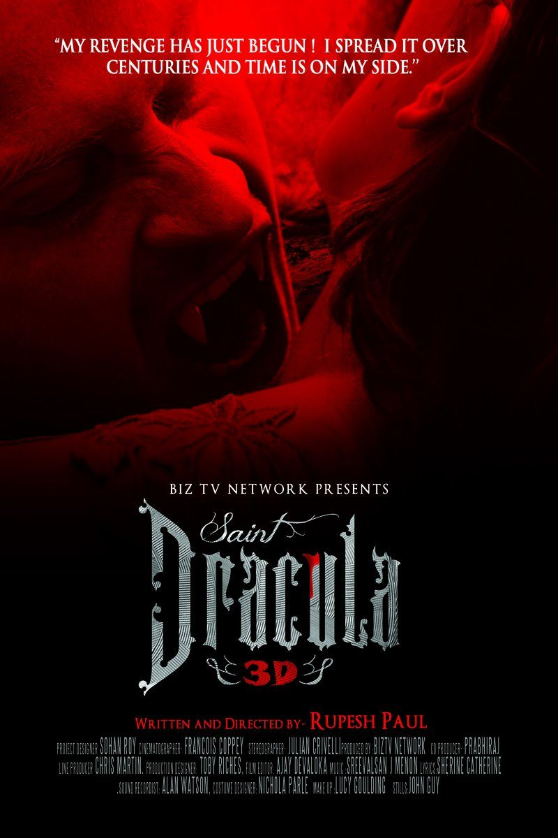 Saint Dracula 3d 2012 Watch Movies Online Db For Free In Hd
