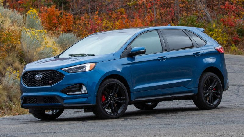 2019 Ford Edge Earns Top Safety Pick Award Ford Edge 2019 Ford