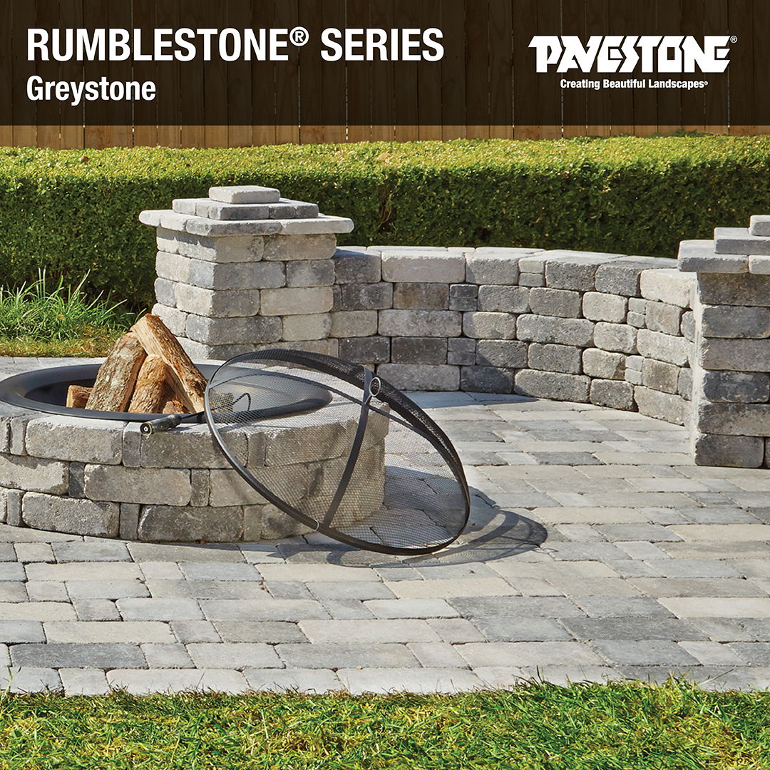 increase the possibilities for creative expression in your backyard landscape using rumblestone