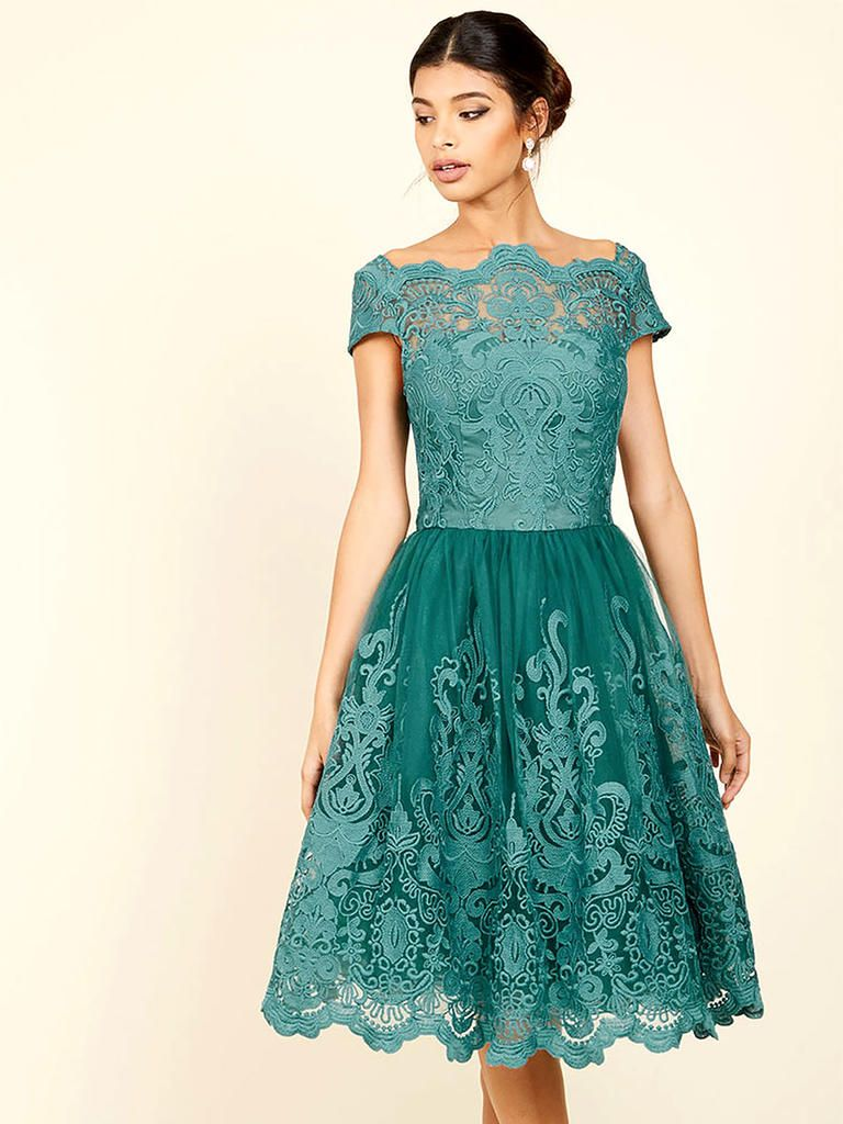 What to Wear to a Spring Wedding: 46 Flawless Spring Wedding Dresses ...