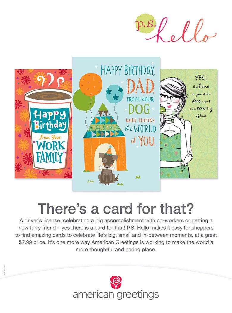 Ps hello card examples greeting card industry pinterest ps hello card examples m4hsunfo