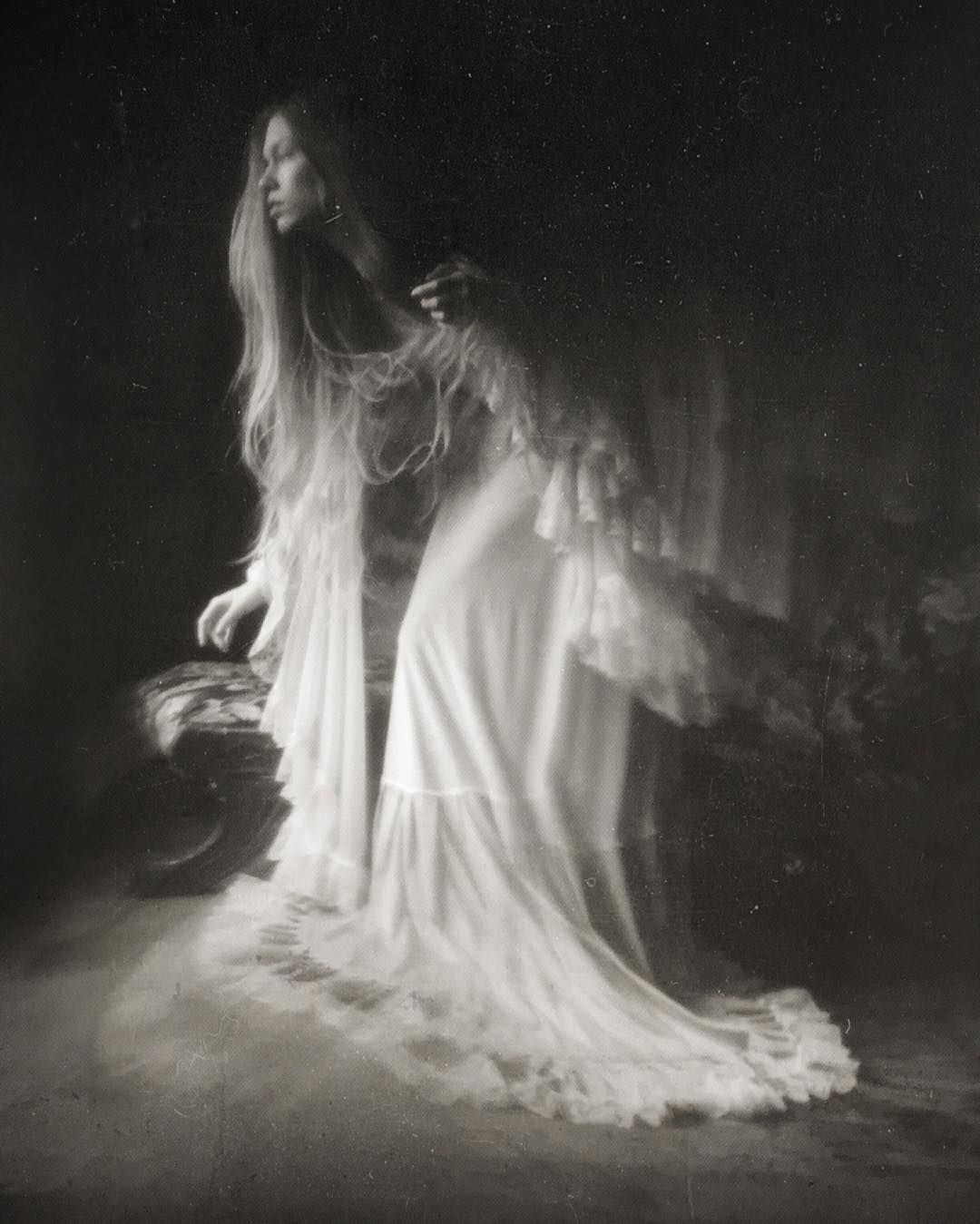 Gorgeously Mysterious, Melancholic and Fine Art Portrait Photography ...