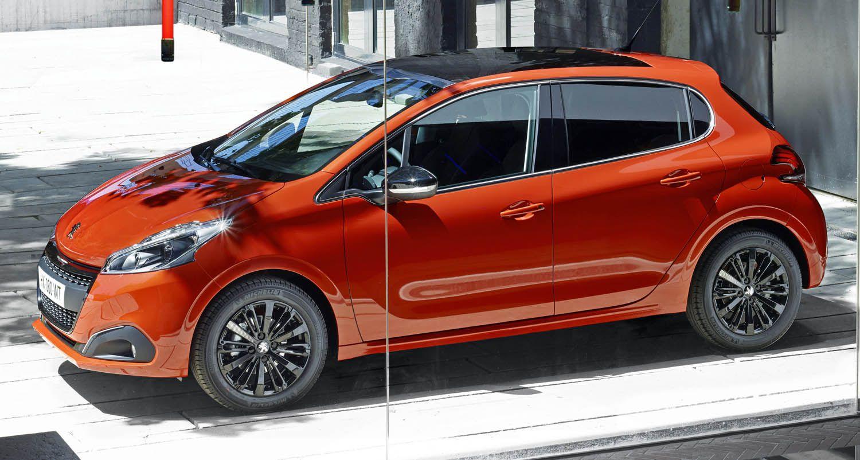 بيجو 208 هاتشباك 2018 رائدة في فئتها موقع ويلز Peugeot Car Car Door