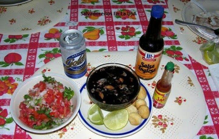 C 243 Ctel De Conchas Comida Salvadore 241 A Food Salsa Desserts
