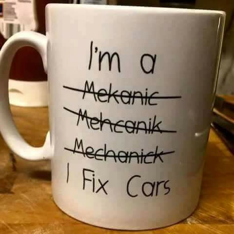 I could see Seth having this mug in Going All the Way :)