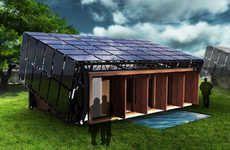 Solar-Powered Micro Homes : Micro Homes