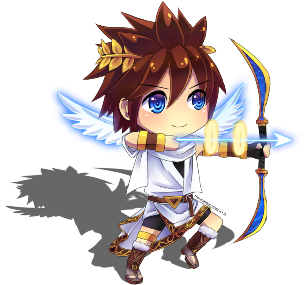Chibi Pit By Tofuproductionz On DeviantART Kid Icarus