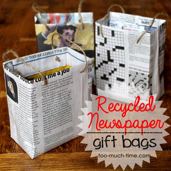 12 Handy Uses for Old Newspapers