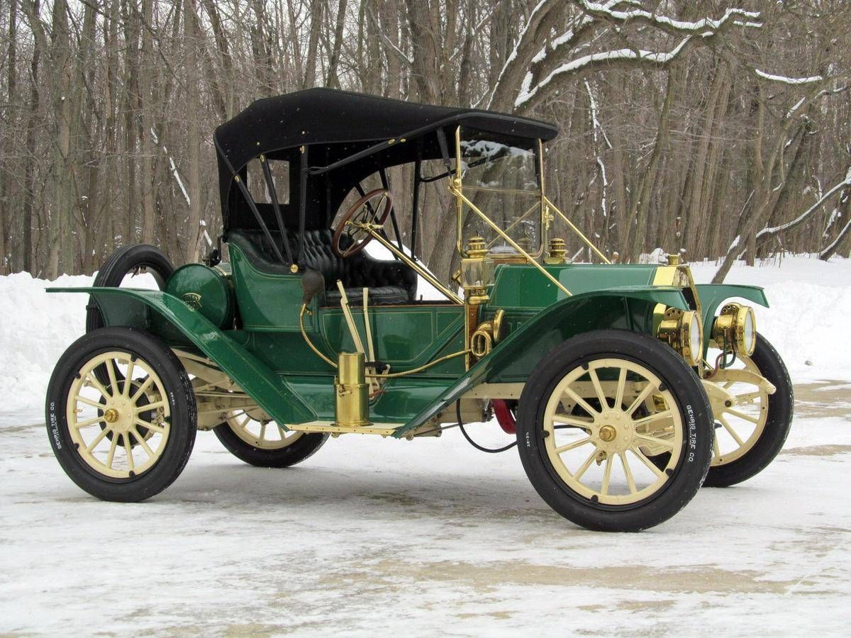 1911 Buick Model 26 Roadster Runabout Convertible (Buick Motor Car ...