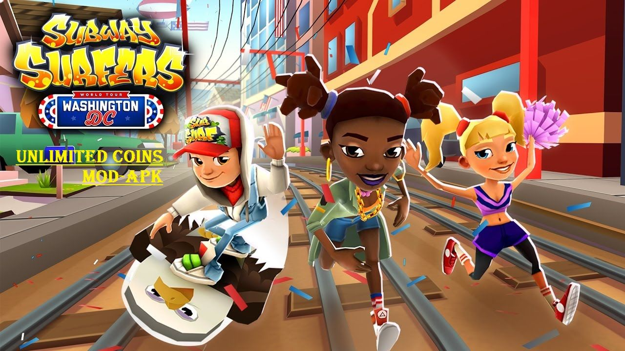 download subway surfer mod apk