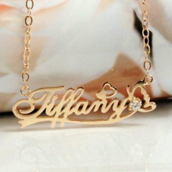 Regalos personalizados collar grabado de nombre plata para mujer , \u20ac23.22   sarenxi.com