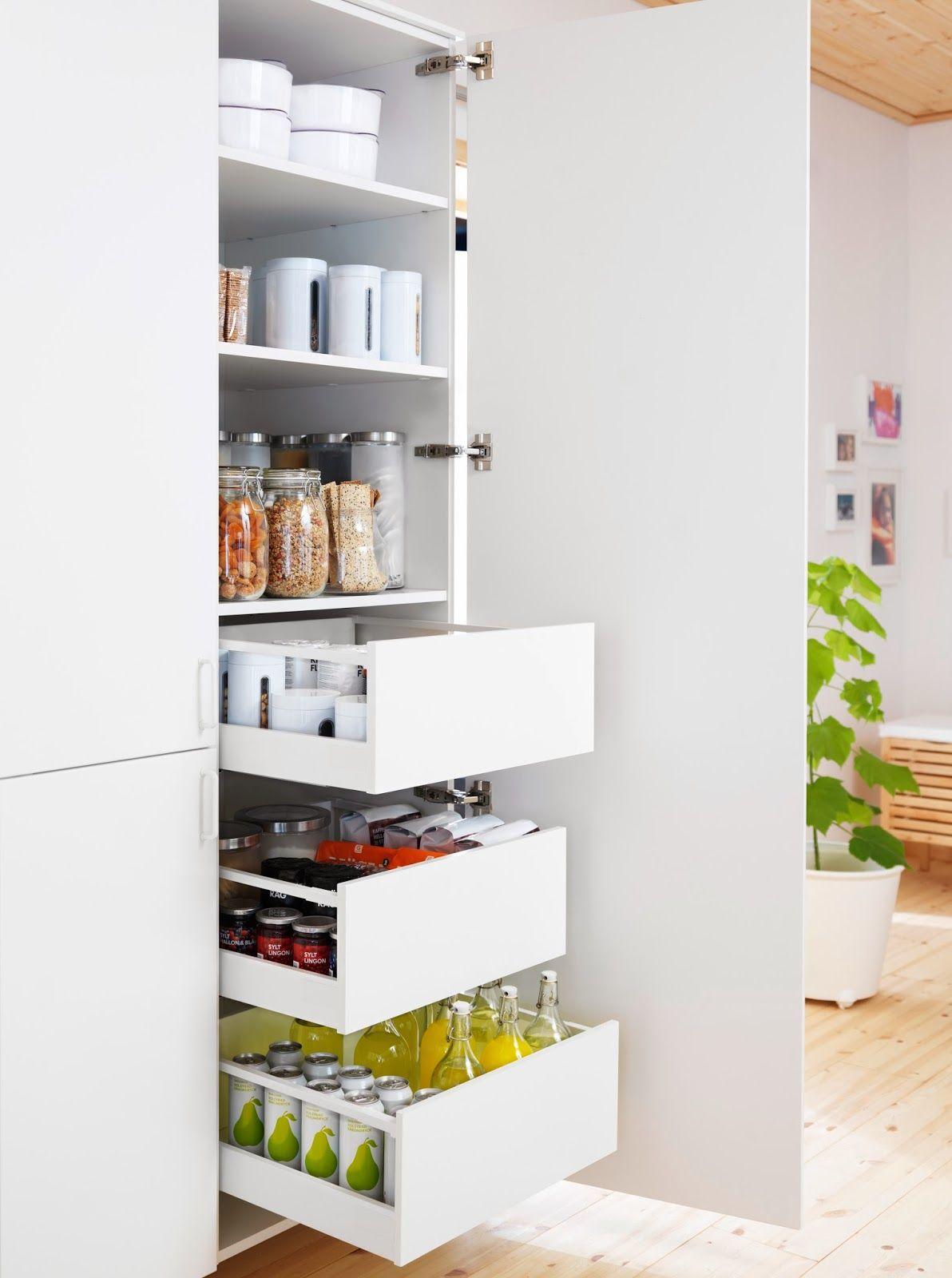 Idea Despensa Armarios Pinterest Ideas Despensa Despensa Y  ~ Accesorios Interior Armarios Cocina