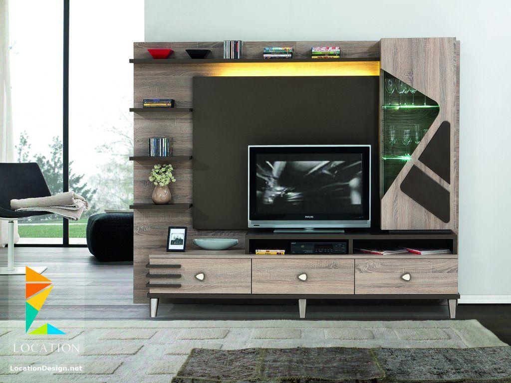 تصميم مكتبات مودرن 2019 افكار لتعليق التلفزيون في الجدار Tv Wall Decor Interior Tv Wall