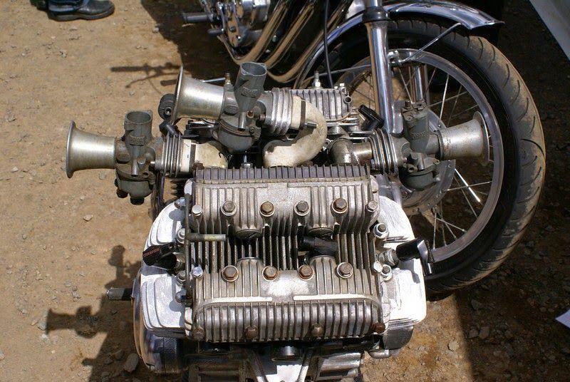 Triumph V6 Engine Grease N Gasoline Motorcycles 2 Triumph