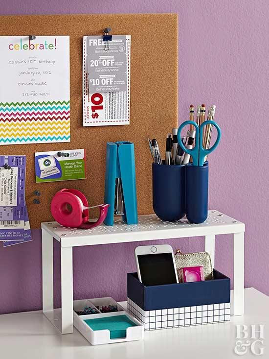 organize your home office on a dime in 2020 small office on beautiful home desk organization ideas make comfortable what it will do for you id=50925