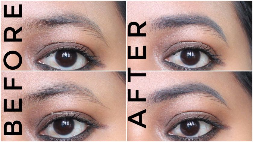 New Launch Maybelline Fashion Brow Cream Pencil Grey Review Eotd