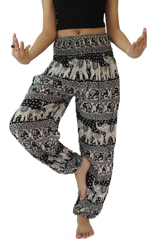 Hey, I found this really awesome Etsy listing at https://www.etsy.com/listing/205885478/boho-elephant-pants-boho-trousers-yoga