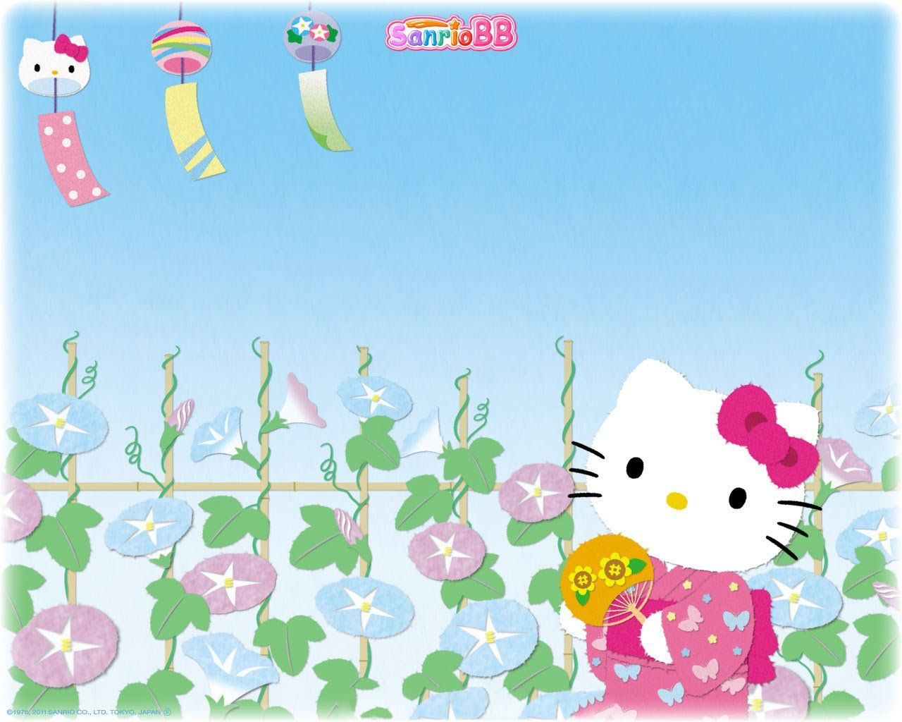 Simple Wallpaper Hello Kitty Spring - 54e71a886ce2394c755453276d279878  Image_631491.jpg