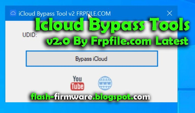 Icloud Bypass Tools V2 0 By Frpfile Com Latest Free Download In