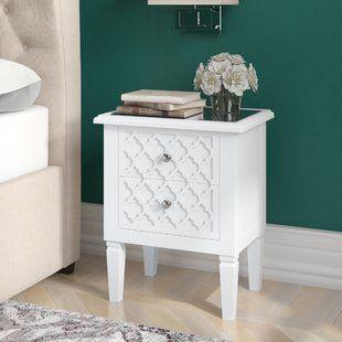 Bedside Tables Cabinets Sets You Ll Love Wayfair Co Uk