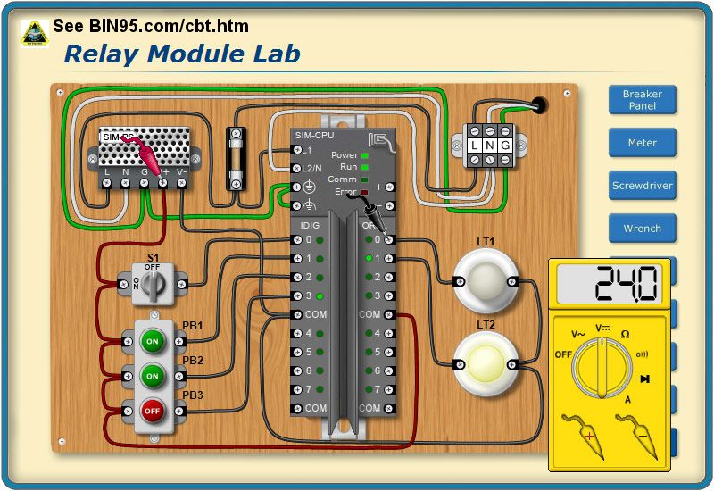 Electrical Wiring Diagrams Plc Wiring Diagram Relaysusestoreduce