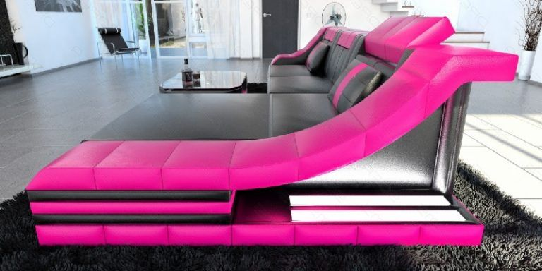 High End Modern Sectional Sofas | home ideas | Pinterest | Leather ...