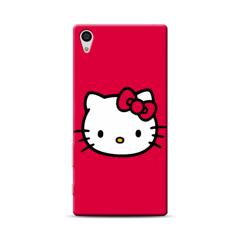 Hello Kitty Red Samsung Galaxy Note 10 Plus Case