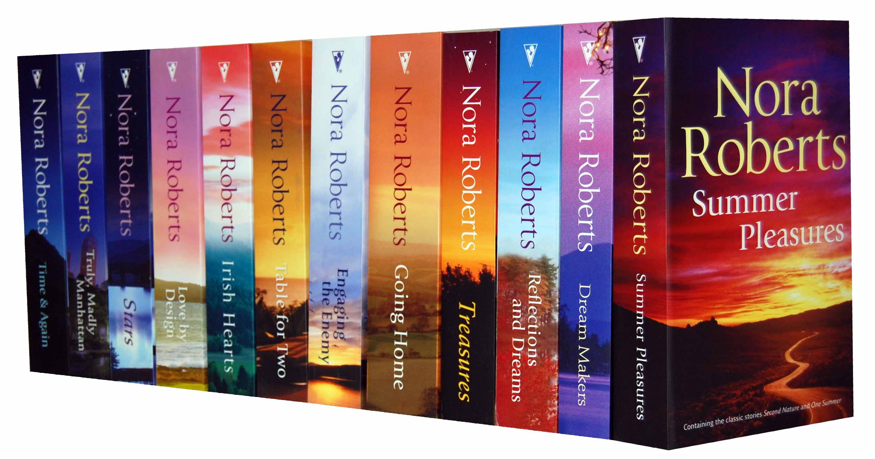 Image result for Nora Roberts books
