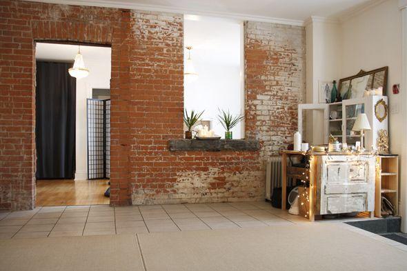 Small office in Misfit Yoga Studio Toronto | Beautiful Yoga ...