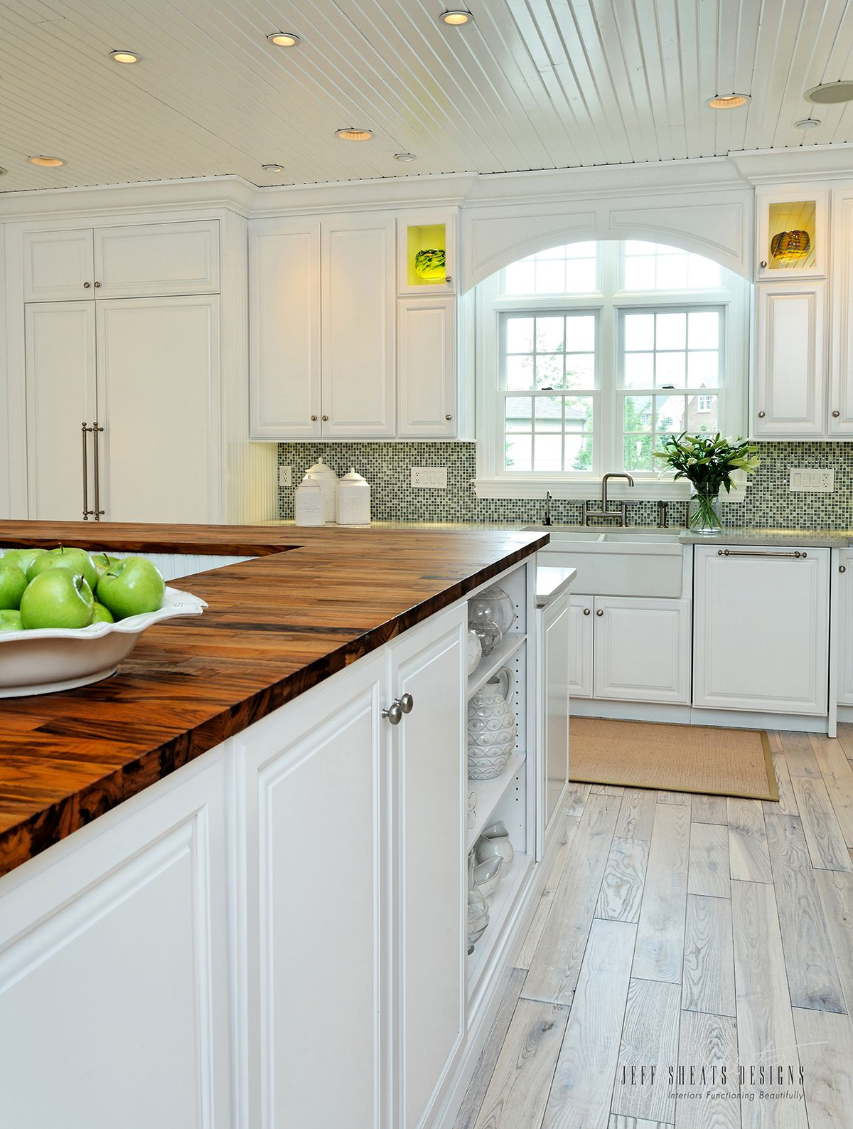 Nantucket Inspired Remodel (With images)   Home kitchens ...