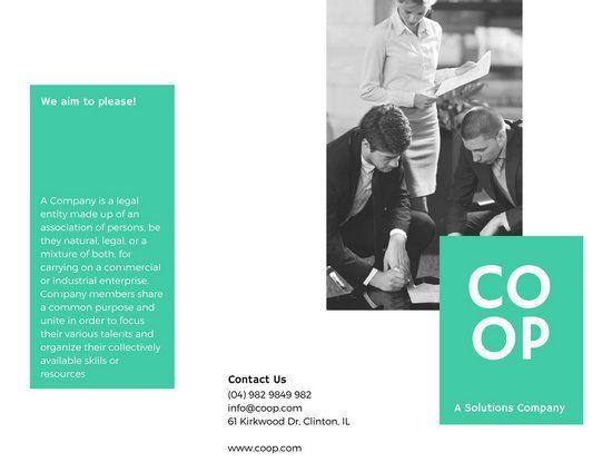 company catalogue template