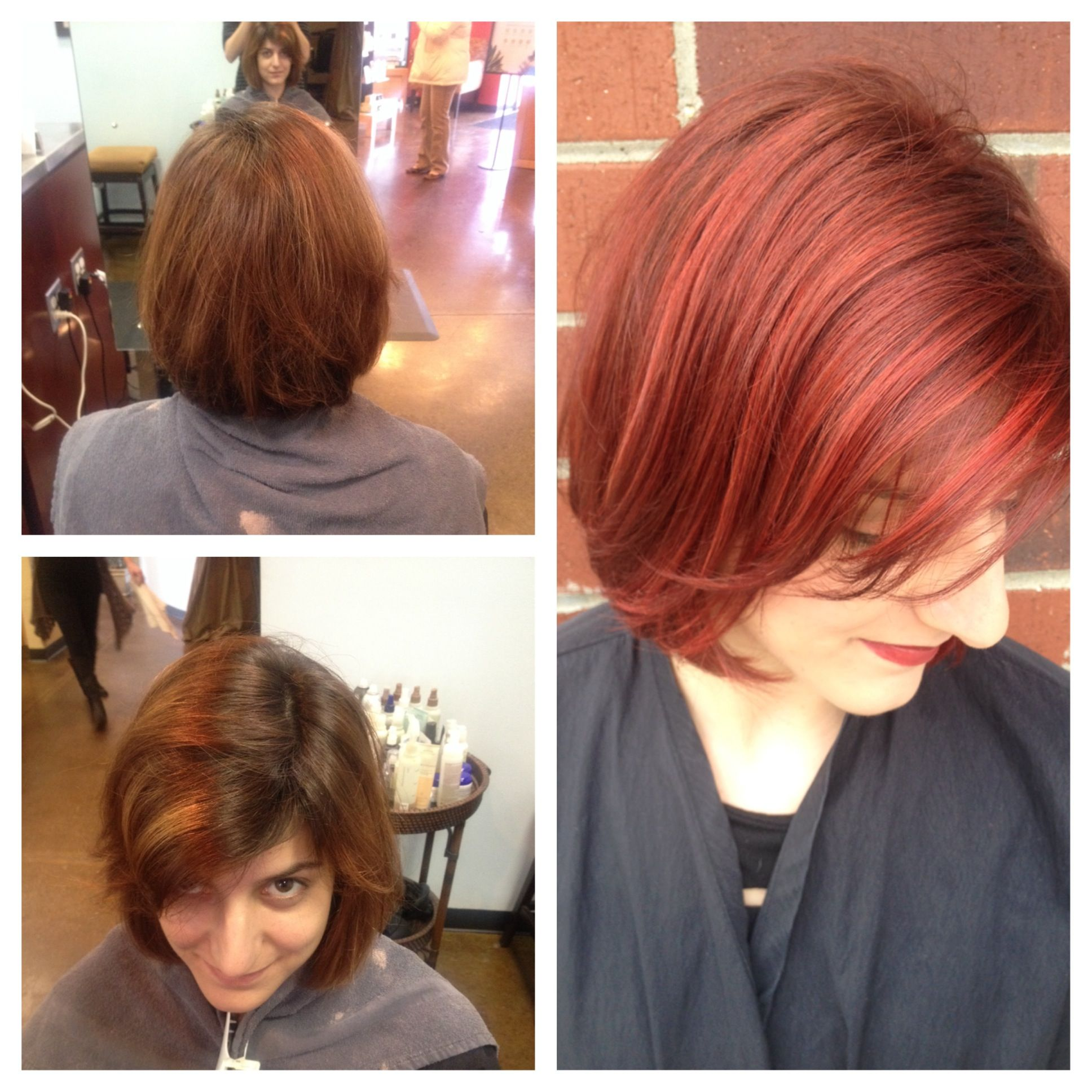 a great red by tiffany