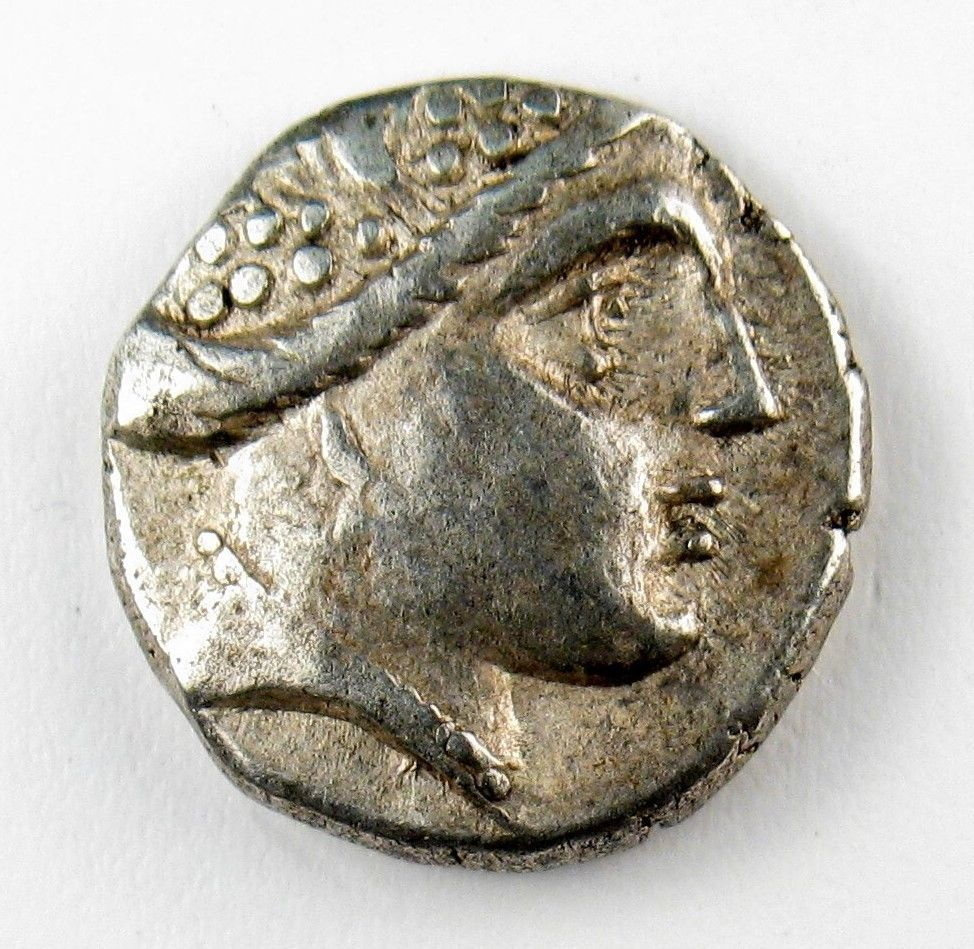 #money Ancient Euboia Greece Nymph of Histiaia Silver Tetrobol (340-170 BC) #71849 X https://t.co/ez5HgkwUSJ https://t.co/CSBn7Mg0u3 -------------- --------->> http://twitter.com/InstantTimeDeal/status/734095216030814208