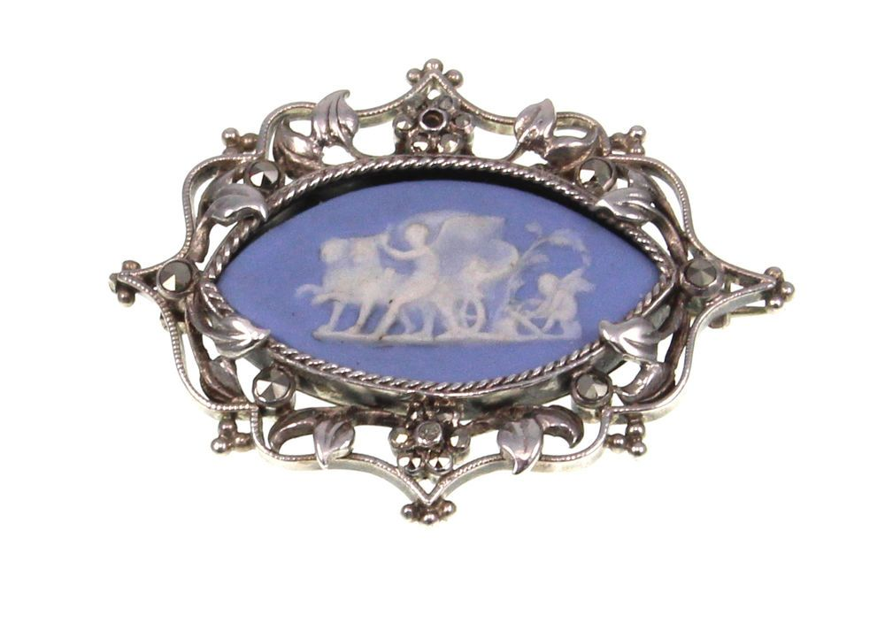 Dating wedgwood brooch