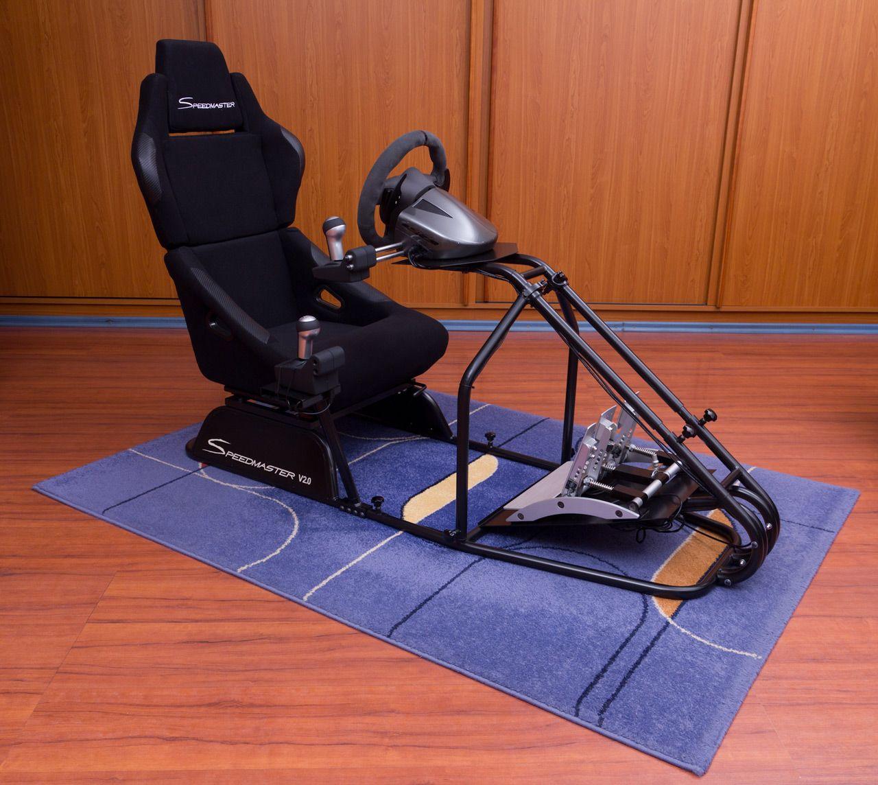speedmaster racing simulator pinterest simulateur voiture projet et projets essayer. Black Bedroom Furniture Sets. Home Design Ideas