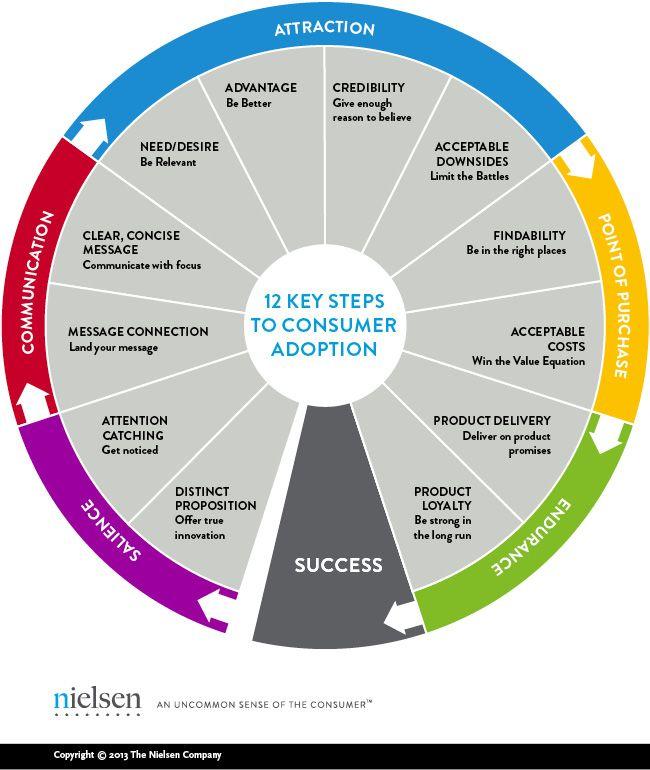 12 Key Steps to Consumer Adoption Risk Assessment