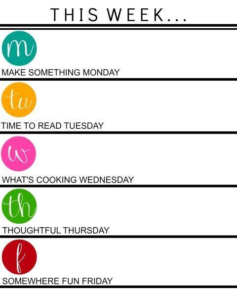 Summer Schedule for Kids Printable Summer schedule, Summer and - vacation schedule template