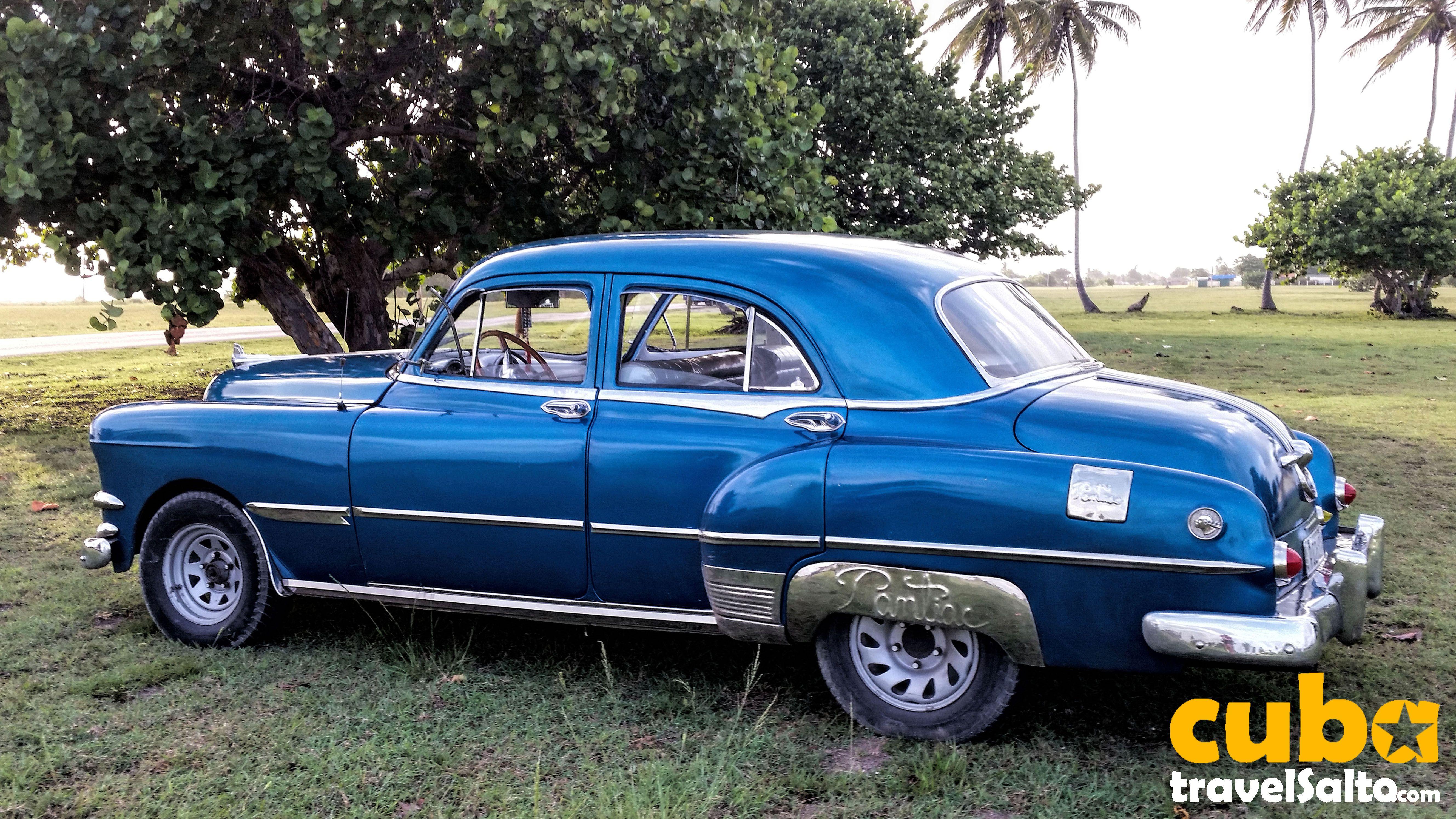Pontiac. #Cuba #Cars #CubaTravel