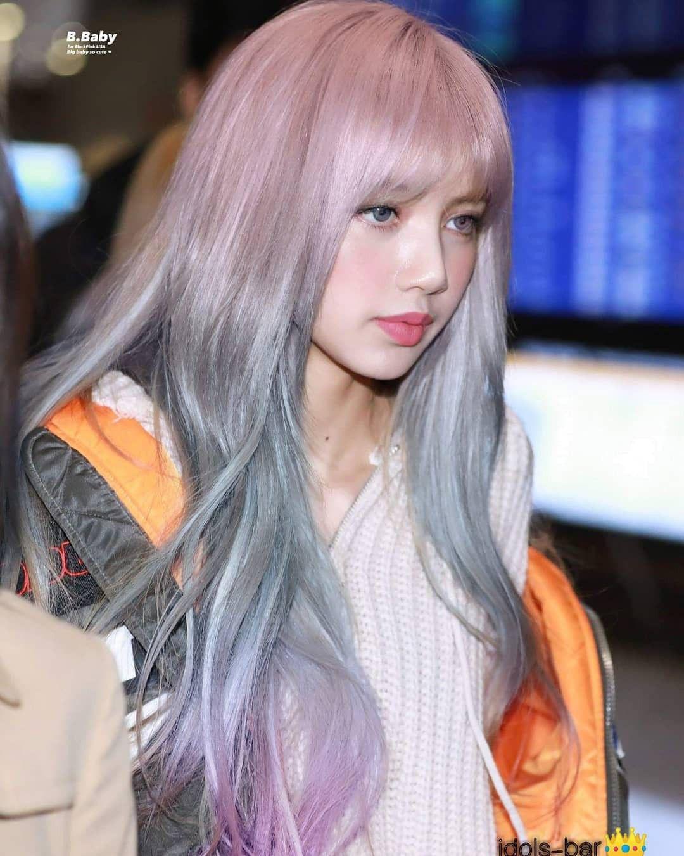 Lisa (Black Pink) hẳn sẽ khiến visual nhiều nhóm lép vế nếu thật sự để kiểu  tóc này   Kiểu tóc, Nữ thần, Màu tóc
