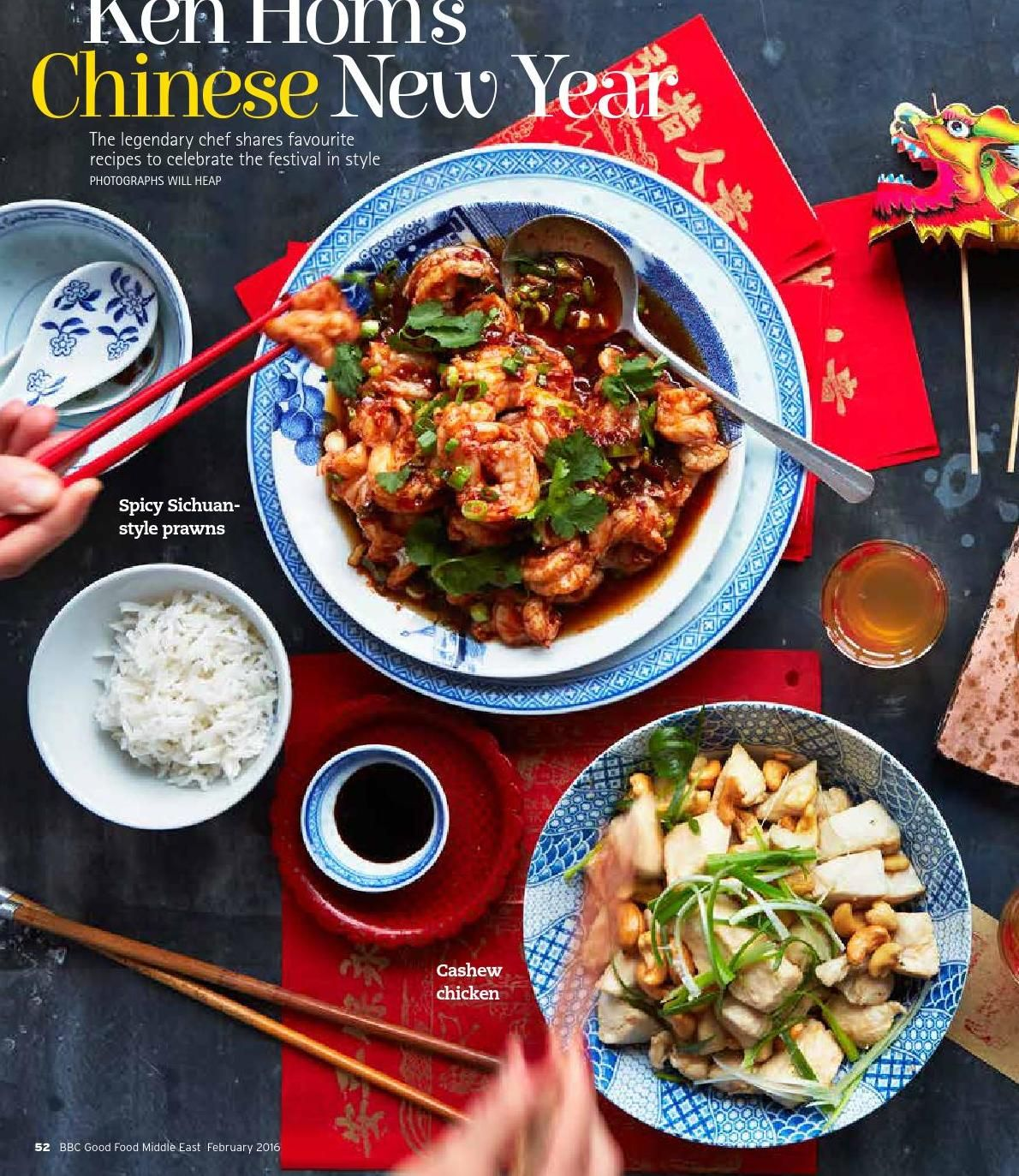 Bbc good food me 2016 february bbc japanese food and foods spicy sichuan style prawns and cashew chicken food recipes forumfinder Images