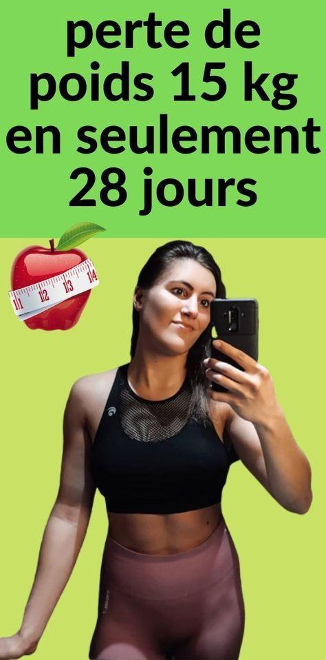 Perte de poids 15 kg en seulement 28 jours - Perte de..