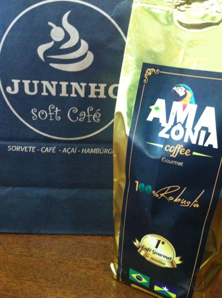 Café de Porto Velho - Rondônia - Café do Brasil - brazillian coffee from Porto Velho - RO - Juninho do Café