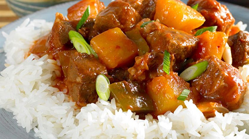 Slow Cooker Sweet And Sour Pork Recipe In 2019 Slow Cooker