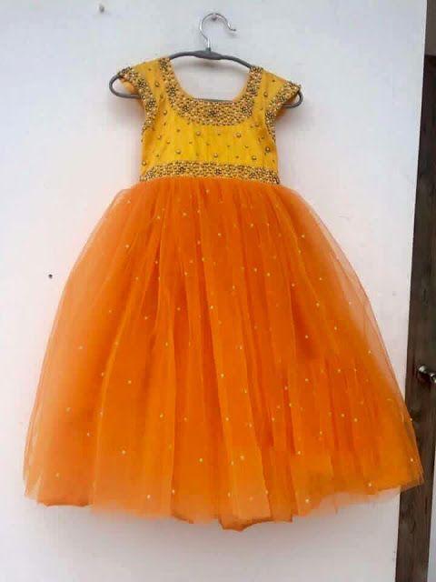 b4a173a4dbf8 Designer Kids Party wear Dresses