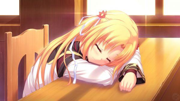 Amazing Girl Sleeping Gambar