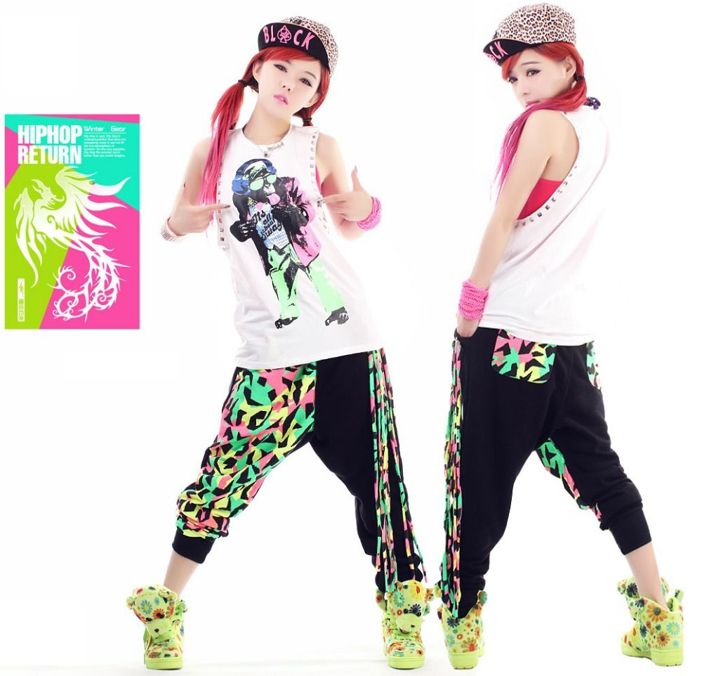 trends for gt hip hop clothes for girls kids dance hip