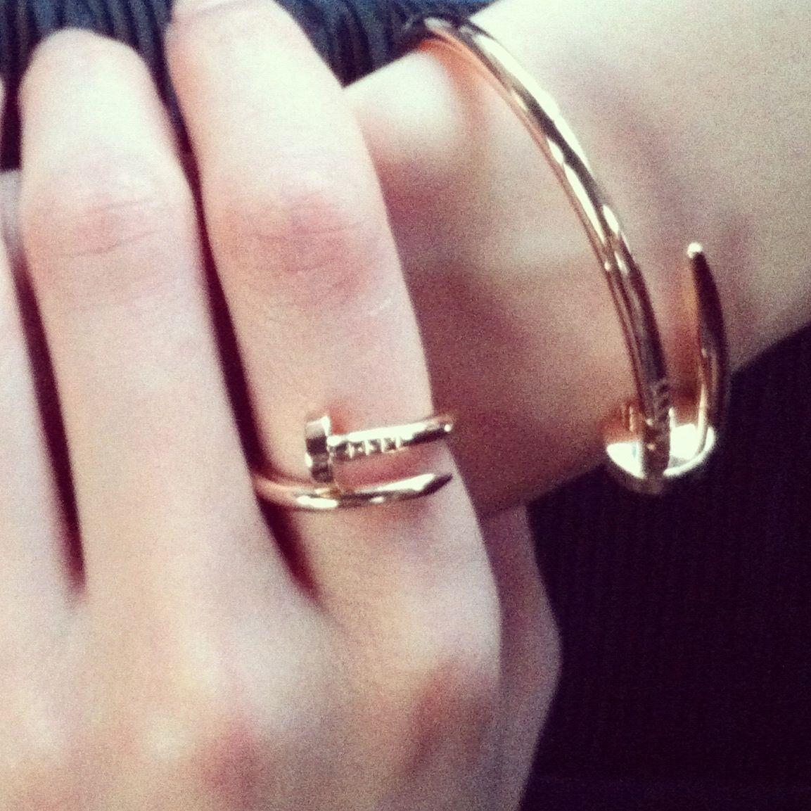 d32723c4479fc Bracelet clou pas cher | Accessories. Style ♕ ⚜ ✤ | Cartier nail ...