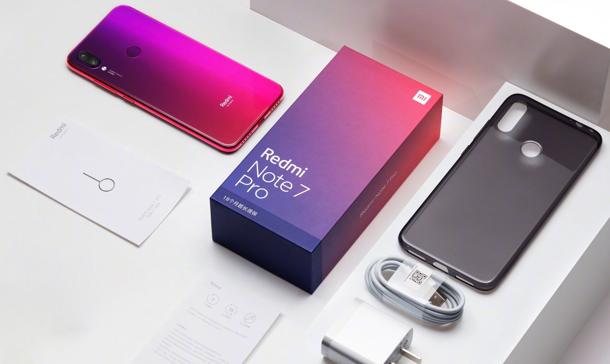 紅米的 Redmi Note 7 Pro 和 Redmi 7 聯袂登場 Xiaomi Premium Smartphone Smartphone