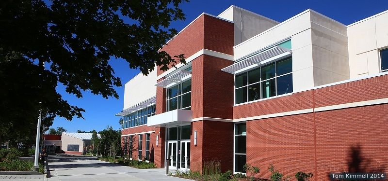 Senator Ted Stevens Sports Services Center opens at