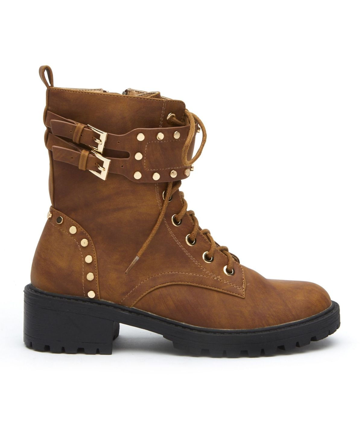Ugg Ugg Women's Ashbury Lace Up Waterproof Boots Black from Macy's | ShapeShop